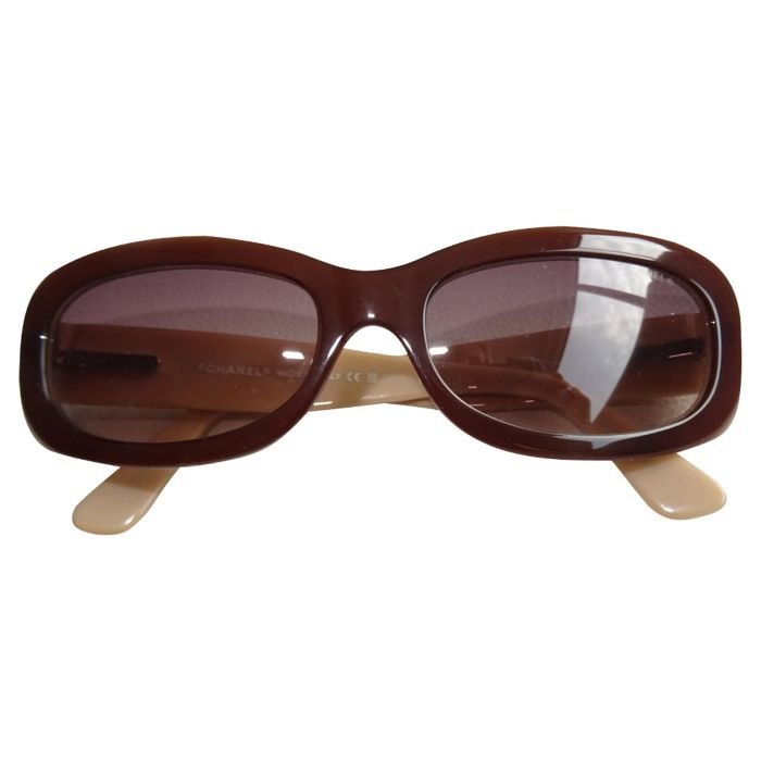 Chanel Quilted Sunglasses Rare Catawiki