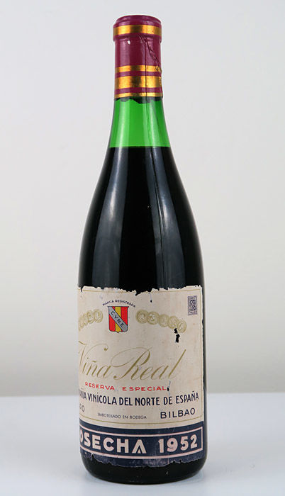 1952 Rioja Viña Real Reserva Especial - 1 bottle
