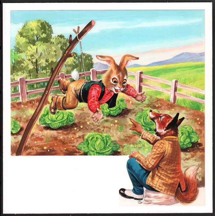 Livraghi, Virginio - Brer Rabbit - 1970