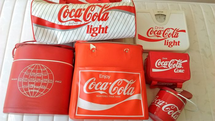 Coca Cola Gifts >> Coca Cola Items Catawiki
