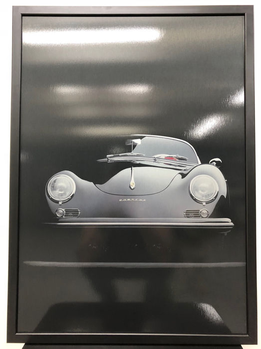 Decorative object - Halmo Porsche ART - 2018