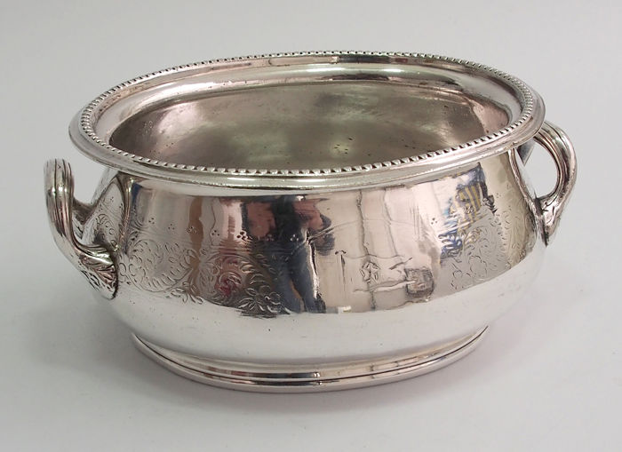 White Star Line Olympic A Class Tureen By Goldsmiths And Silversmiths Company 112 Regents Street W, England