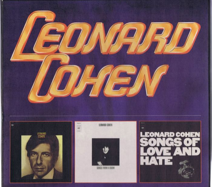 songs of leonard cohen vinyl