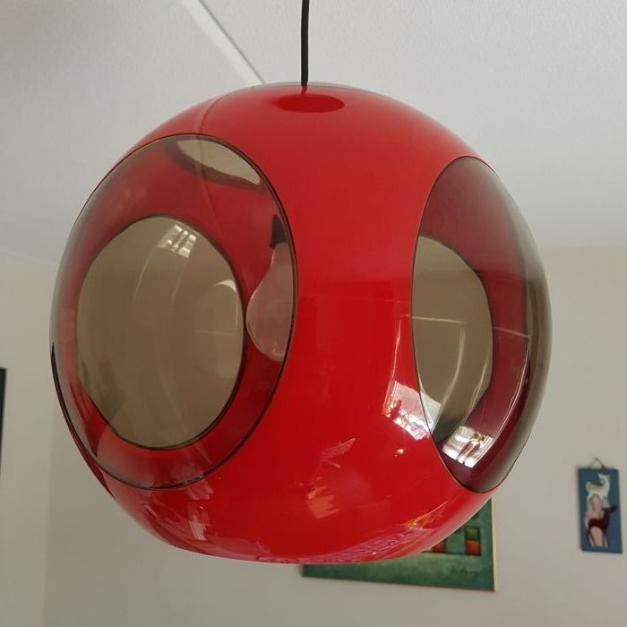 Massive Lighting - Space age design hanglamp