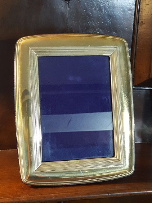 Large size photo frame - silver 925/1000