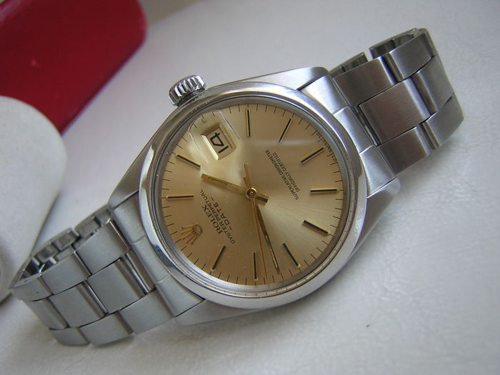 Rolex - Oyster Perpetual date - 1500 - Heren - 1970-1979