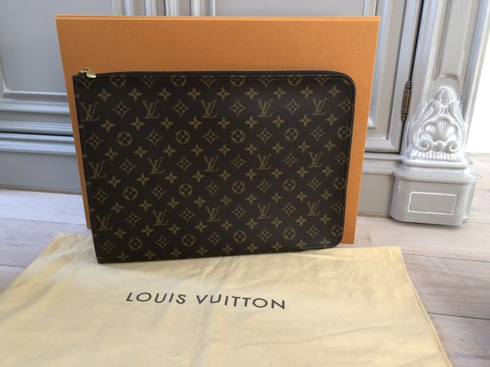 Louis Vuitton - Porte Documents  Clutch tas