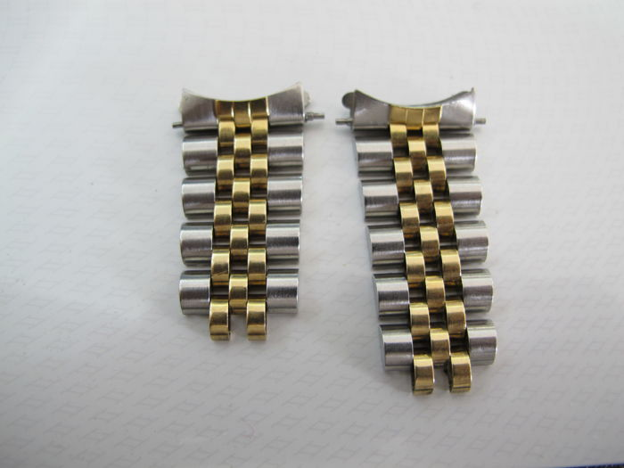 Rolex - 31 mm datejust jübilee band parts steel gold  - Women - 1970-1979