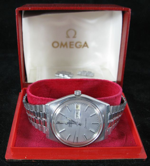 Omega - Seamaster - Day/Date - automatic - Mænd - 1970-1979