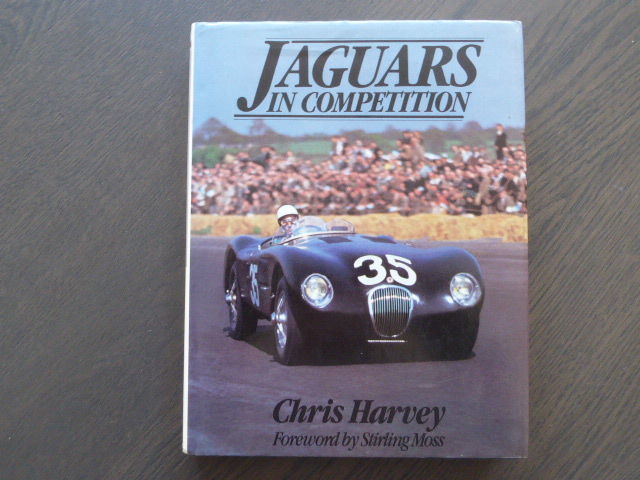 Jaguars in Competition - Book