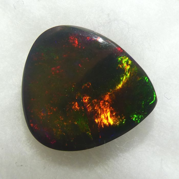 Black Opal – 3.08ct – No Reserve Price