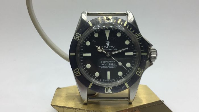 Rolex - submariner - 5513 - Men - 1970-1979