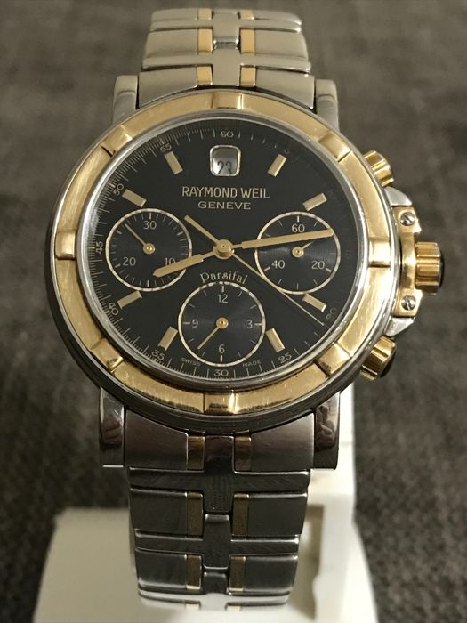 Raymond Weil - Parsifal Chronograph - 7230 - Heren - 2000-2010