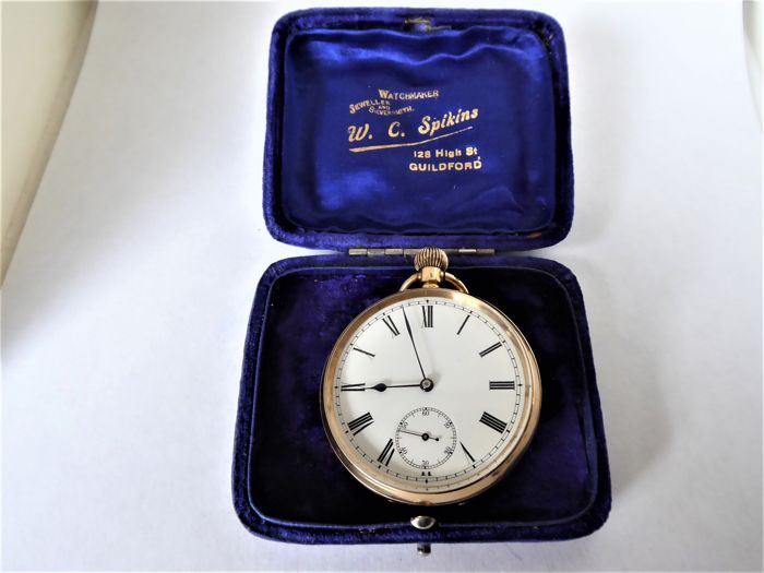 swiss -  pocket watch. circa 1900s. - Heren - Other