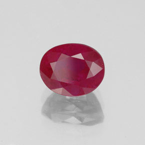 Ruby - 7,92 ct