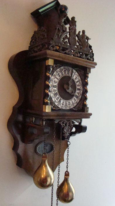 Large 'Zaanse' clock
