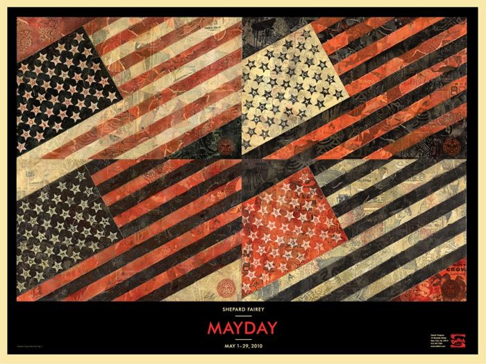 Shepard Fairey (OBEY) - May Day Collection