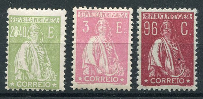 Portugal 1895/1941 - Collection beginning with classics