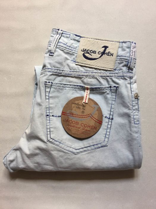 Jacob Cohen - Tailoring jeans in 100% cotton, size 31