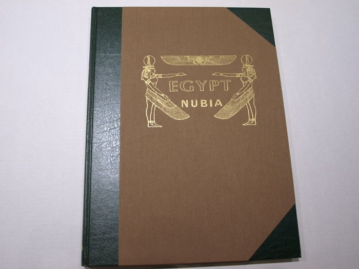 David Roberts - Sketches in Egypt & Nubia - 1990