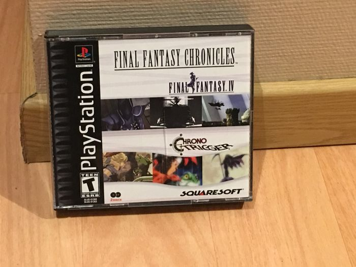 PlayStation - Final Fantasy Chronicles - Very Rare!