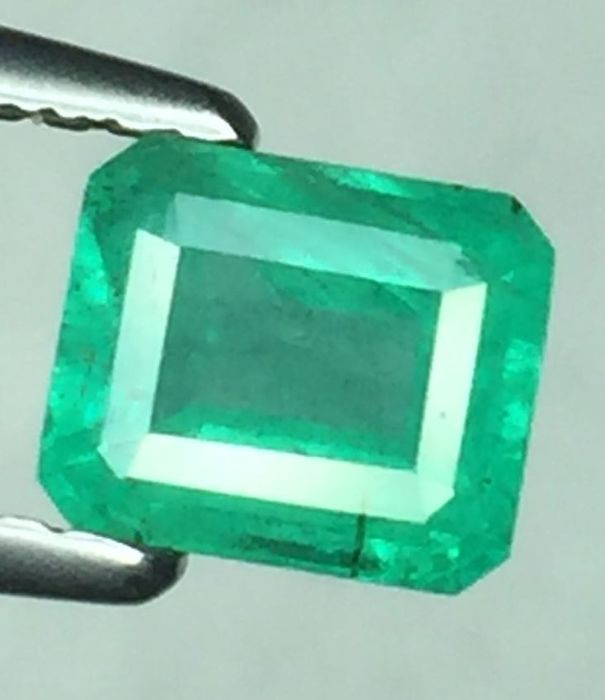 1.20 ct emerald - no reserve price