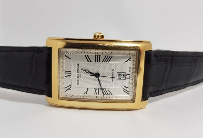Frédérique Constant - Carree Automatic  - 303MC4C25 - Heren - 2000-2010