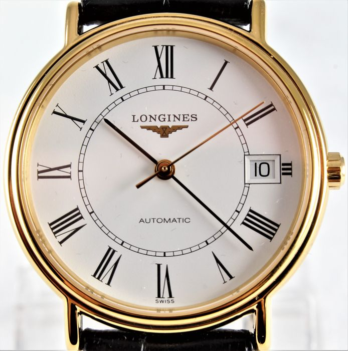 Longines - Les Grandes Classiques - Presence Men's Watch  - Swiss ETA Automatic Model L47212 - Excellent - Unisex - 2011-heden