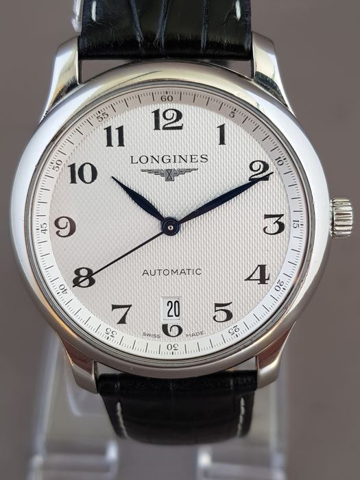 Longines - Master Collection Automatic Date - L639077045 - Men - 2011-present