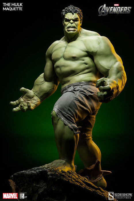 Statue HULK - Avengers, Sideshow Collectibles 1/4