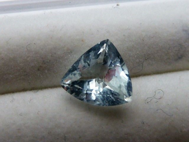 Aquamarine - 1.35 ct **No Reserve Price**