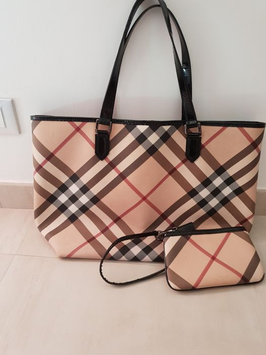 Burberry - Shopper bag