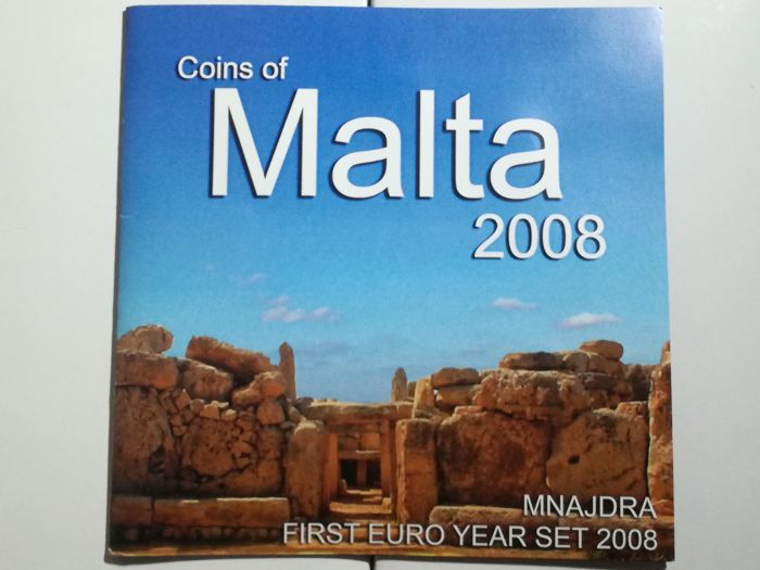 Malta - Euro Year set 2008