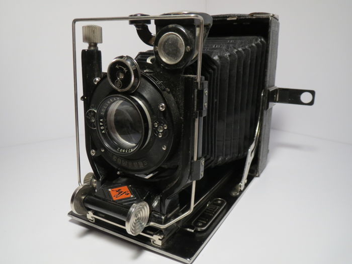 "Agfa ""Isolar"" (№JD478) Completely working !! 1926-1929"