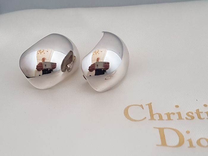 Christian Dior - boutique classic clip earrings - Vintage