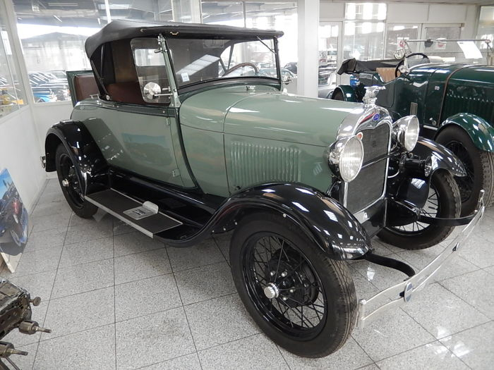 Ford USA - Model A roadster  - 1928