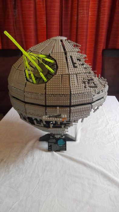 LEGO Star Wars - 10143 - Death Star II