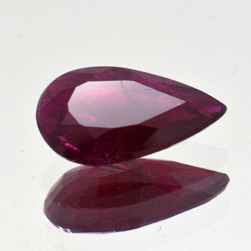 Ruby - 0.66 ct  - No Reserve Price