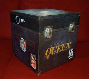 Queen box super deluxe Box Set Limited Edition - BGAMQN23 / US 2011