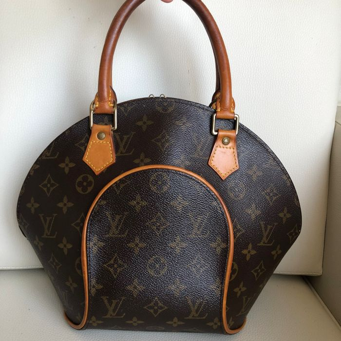 Louis Vuitton - Ellipse monogram Handtas