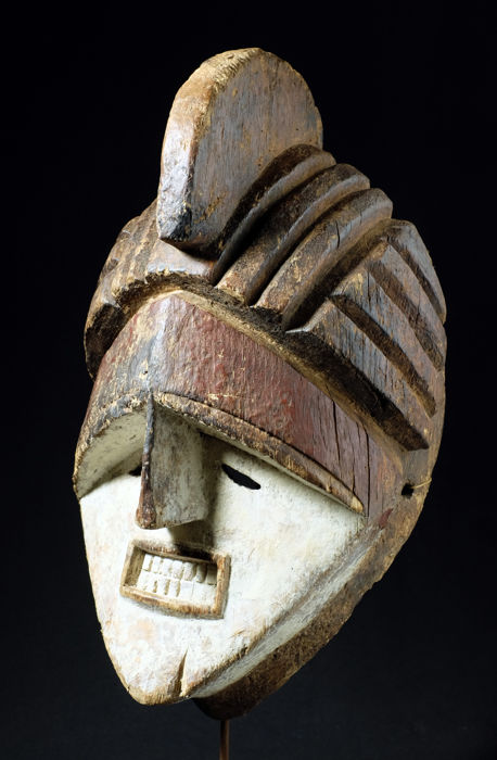 Powerful mask - AMBETE - Gabon