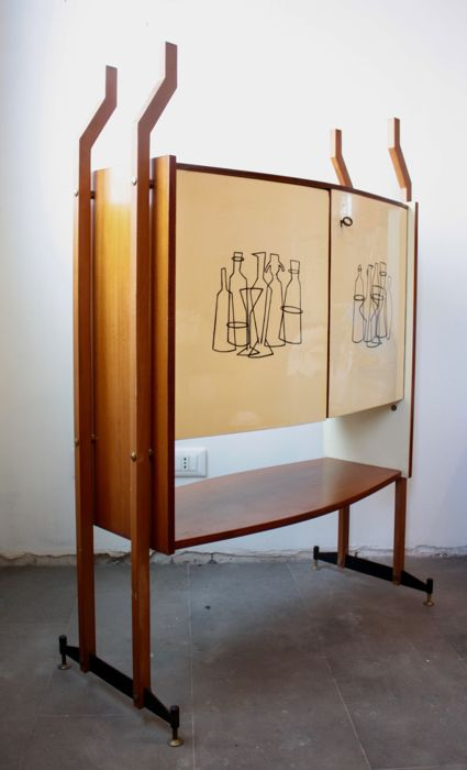 Unknown designer - Drinks cabinet
