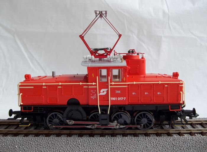 Roco H0 - 69830 Platin  - Electric locomotive - Rh 1161 - ÖBB