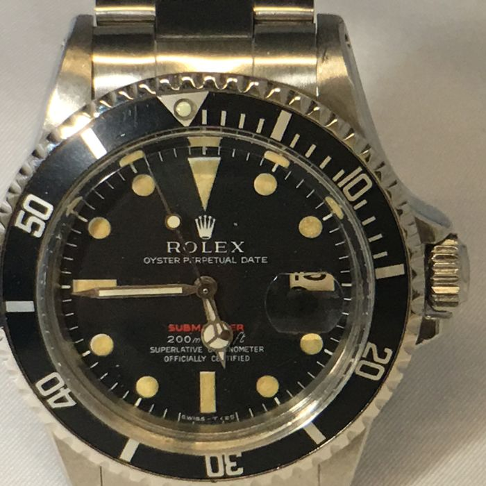 Rolex - submariner - 1680 - Heren - 1970-1979
