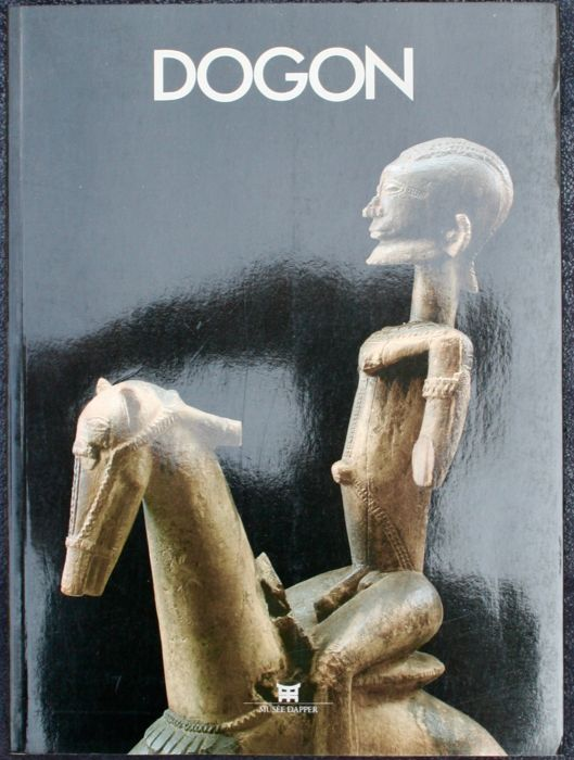 Dogon by JL Paudrat - CH Falgayrette & J Laude 1995 - Original Edition - French