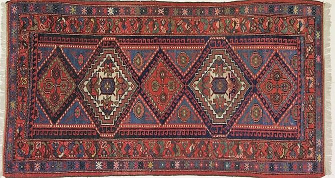 Kermanshah - Carpet - 182 cm - 100 cm