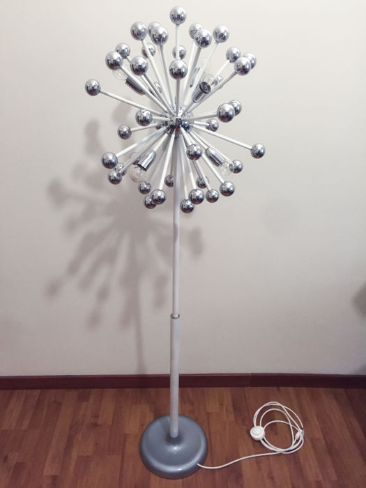 Stilnovo - Floor lamp, model: Sputnik (with original brand logo)