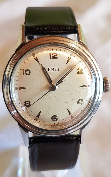 Ebel - Automatic Men's Watch Made in Switzerland - 1938