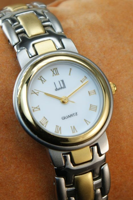 Alfred Dunhill - Dames - Luxury  Swiss watch