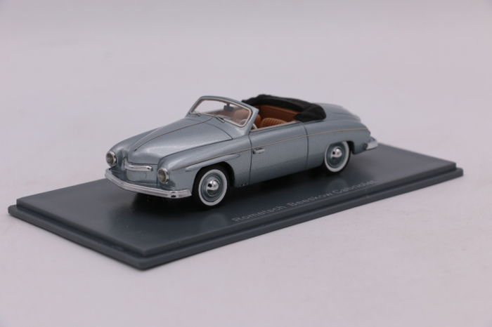 Neo Scale Models - 1:43 - Rometsch Beeskow - Cabriolet